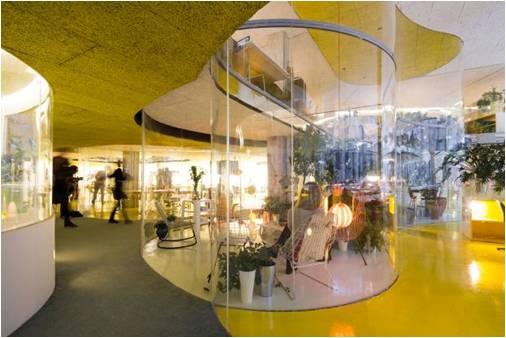 Oficinas en Londres, diseñadas por el estudio madrileño de arquitectura Selgascano :
