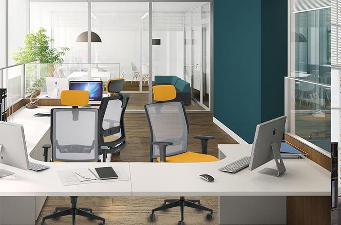 Delaooliva tipos de silla para cada espacio de oficina for Mobiliario de oficina definicion