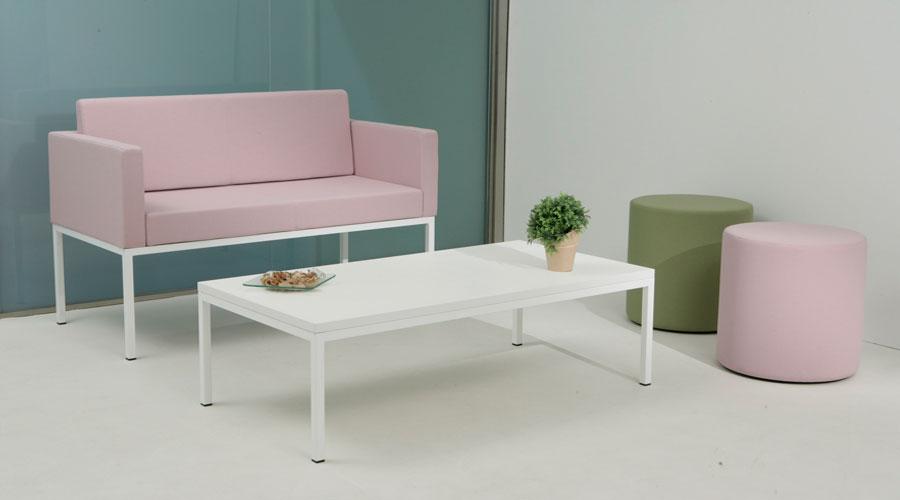 Mobiliario mesas centro y rincón delaoliva