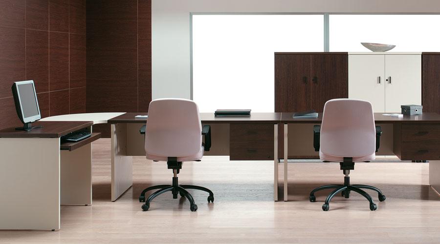Mobiliario oficina general delaoliva