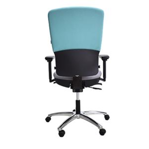 Serie Conecta - delaoliva Colección de sillas ergonómicas para puestos de trabajo.