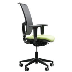 Colección de sillas operativas Light Lux 9812 RA CB 6 - delaoliva