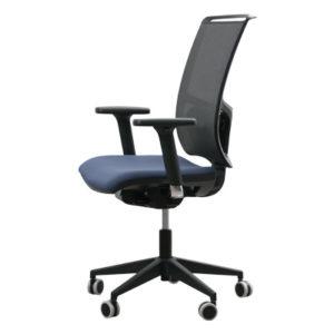 Colección de sillas operativas Light Lux 9812 RA CB 7 (RVL) - delaoliva