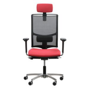 Colección de sillas operativas Light Lux 9812 RX + RVL - delaoliva