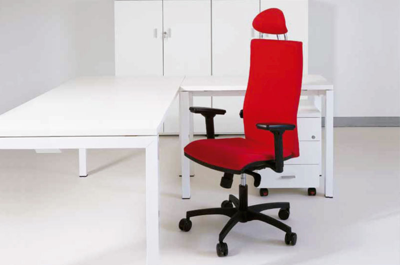 Serie Plus - delaoliva - Colección de sillas operativas