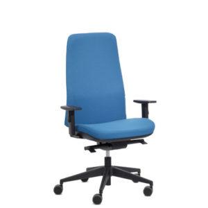 Colección de sillas operativas Wing 9.900-RBY Respaldo Bajo - delaoliva