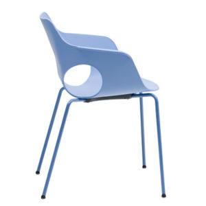 Olé 10-F Silla Multifuncion y contract diseñada por Ximo Roca - delaoliva