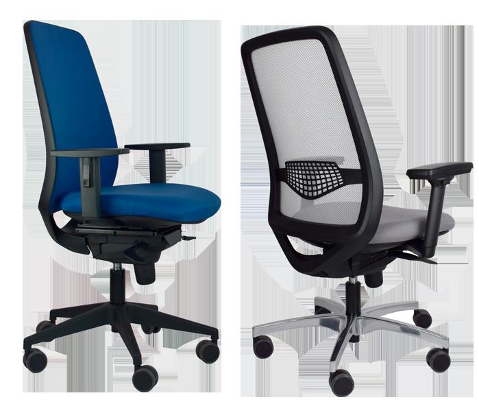 Peper - delaoliva Colección de sillas operativas