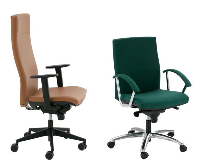 Plus Vip ,colección de sillones de dirección delaoliva