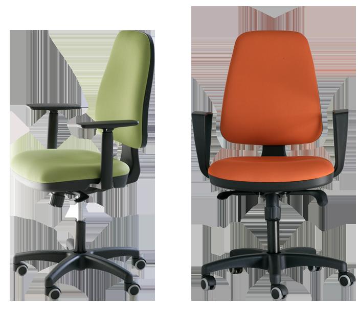Serie Protos - delaoliva La colección de sillas operativas