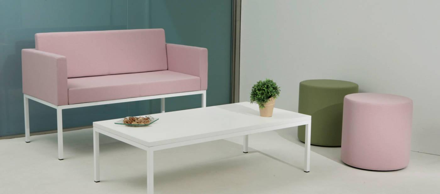 CUBIK Soft Seating - delaoliva