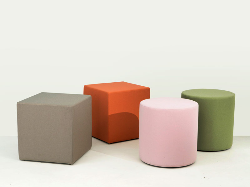 CUBIK Soft Seating - delaoliva