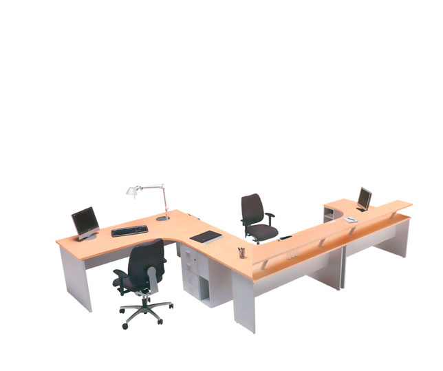 Programa Mina - Mueble de oficina - delaoliva
