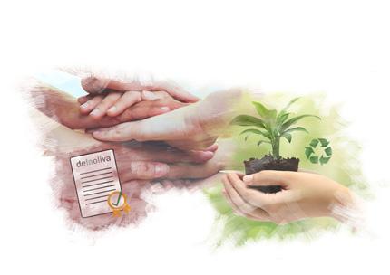 Calidad y Medioambiente son dos constantes en la razón de hacer y ser de delaoliva